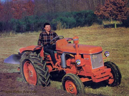 Tracteur renault super 7 occasion